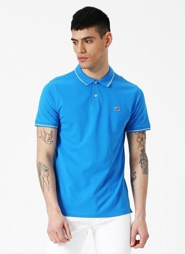 Lee&Wrangler Tişört Mavi